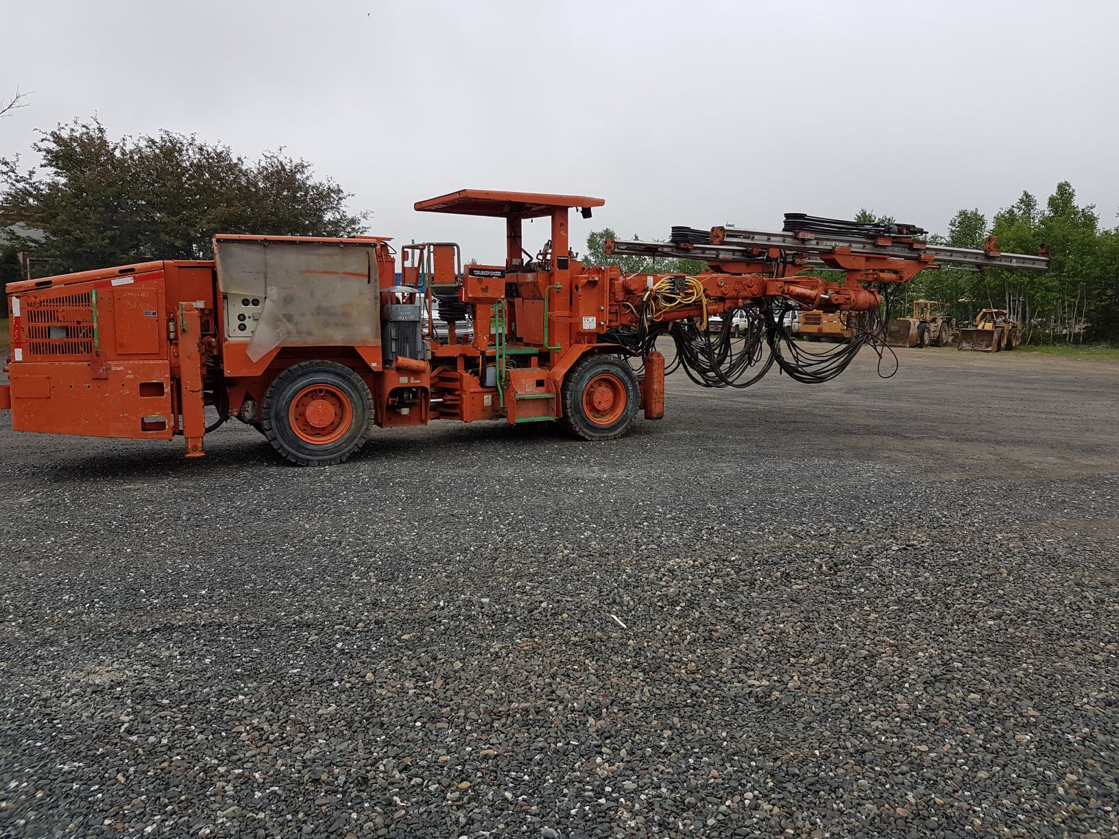 Used Mining Equipment